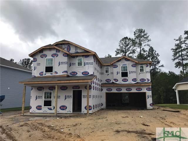 335 Coconut Drive, Bloomingdale, GA 31302 (MLS #212955) :: The Randy Bocook Real Estate Team
