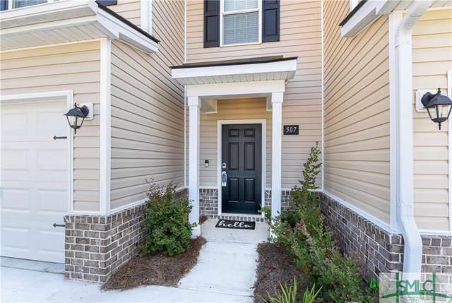 507 Ferguson Lane, Richmond Hill, GA 31324 (MLS #213073) :: Keller Williams Coastal Area Partners