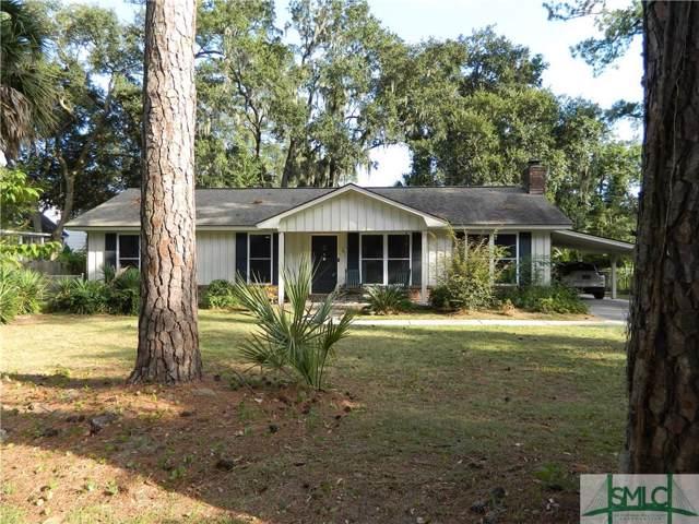 802 Oemler Loop, Savannah, GA 31410 (MLS #213081) :: The Sheila Doney Team
