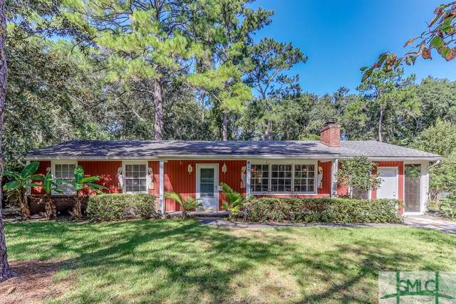 20 Colonel Estill Avenue, Savannah, GA 31406 (MLS #213090) :: The Arlow Real Estate Group