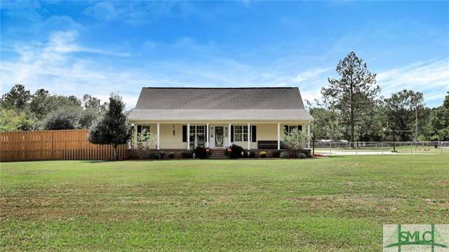 1925 Shumantown Road, Ellabell, GA 31308 (MLS #213091) :: The Randy Bocook Real Estate Team