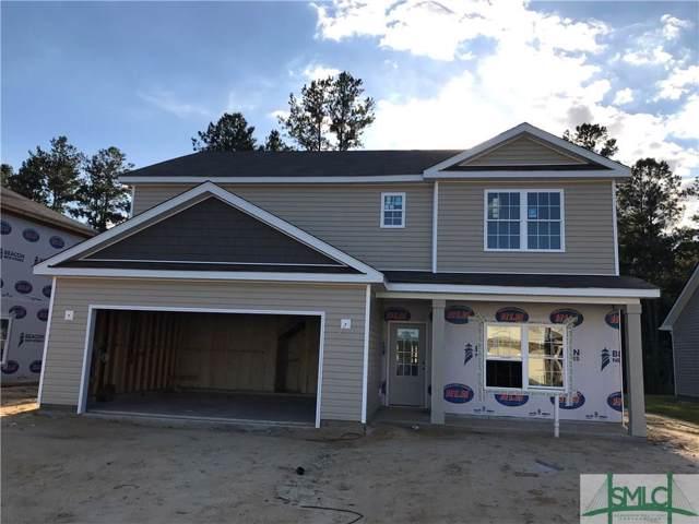 347 Coconut Drive, Bloomingdale, GA 31302 (MLS #214225) :: The Randy Bocook Real Estate Team