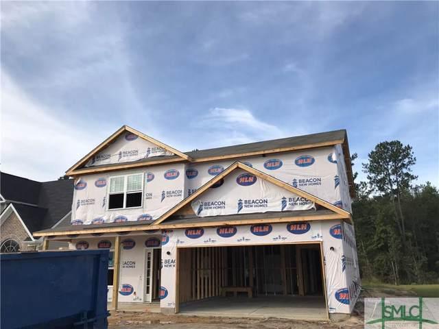 341 Coconut Drive, Bloomingdale, GA 31302 (MLS #214275) :: The Randy Bocook Real Estate Team
