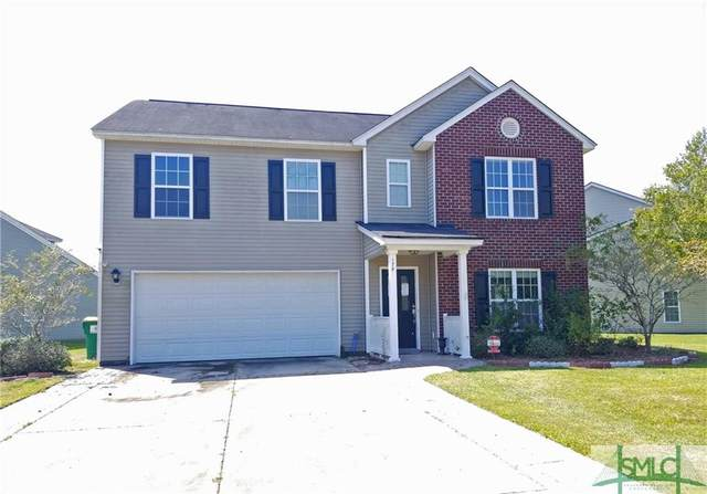 175 Hamilton Grove Drive, Pooler, GA 31322 (MLS #214279) :: Bocook Realty