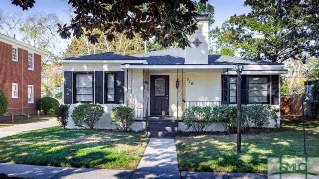 510 E 54th Street, Savannah, GA 31405 (MLS #214284) :: The Arlow Real Estate Group