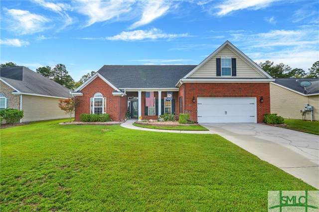 182 Willow Point Circle, Pooler, GA 31407 (MLS #214402) :: Liza DiMarco