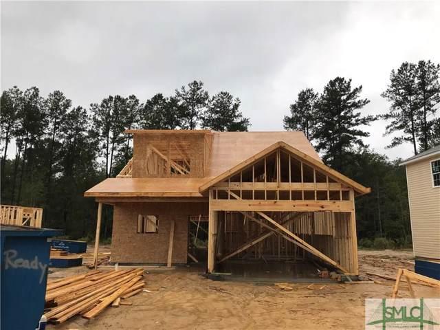 353 Coconut Drive, Bloomingdale, GA 31302 (MLS #214505) :: The Randy Bocook Real Estate Team