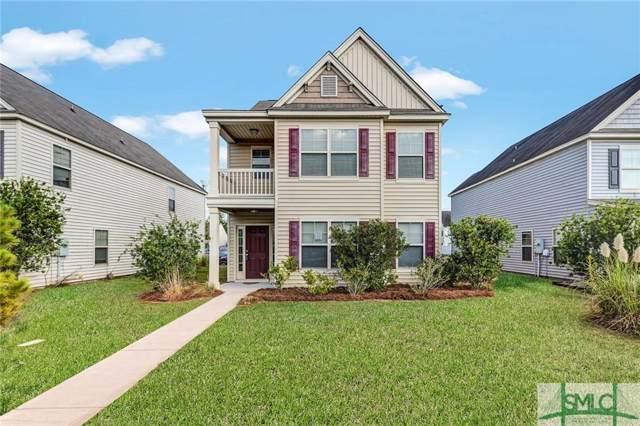 5 Chandler Bluff Drive, Savannah, GA 31407 (MLS #214549) :: RE/MAX All American Realty