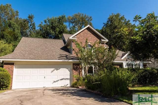 175 Lions Gate Road, Savannah, GA 31419 (MLS #214554) :: The Arlow Real Estate Group