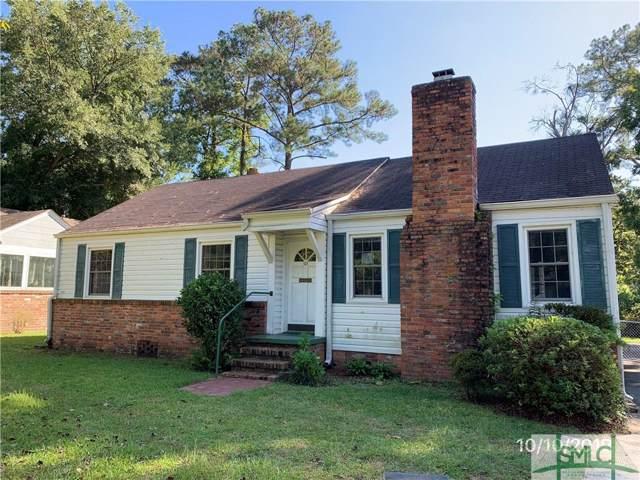 121 E 65th Street, Savannah, GA 31405 (MLS #214569) :: Keller Williams Coastal Area Partners