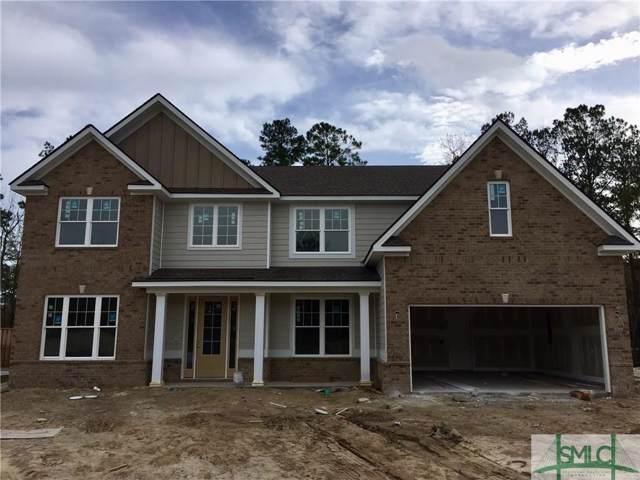 143 Highland Circle, Richmond Hill, GA 31324 (MLS #214620) :: The Arlow Real Estate Group