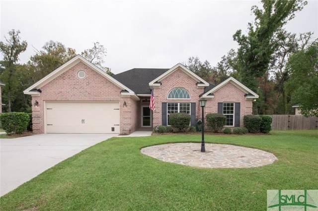 327 Brighton Woods Drive, Pooler, GA 31322 (MLS #214666) :: The Arlow Real Estate Group