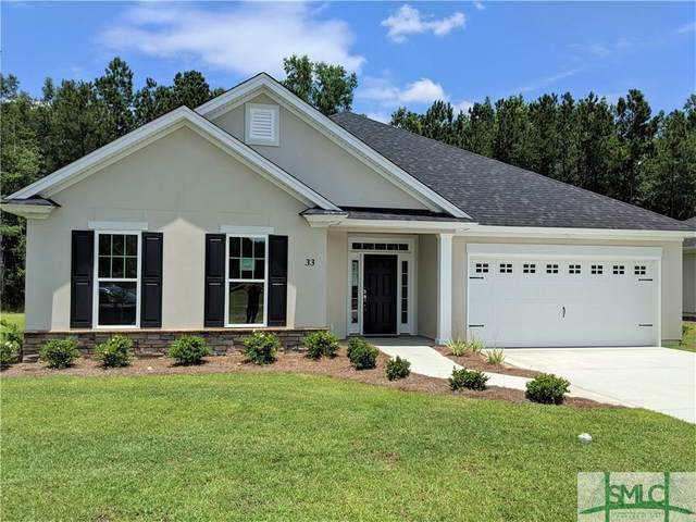 33 Scarlet Maple Lane, Savannah, GA 31405 (MLS #214708) :: Heather Murphy Real Estate Group