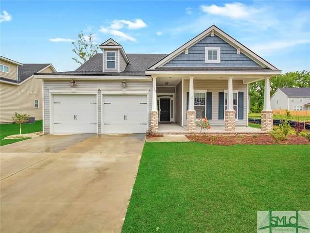 128 Whitaker Way N, Richmond Hill, GA 31324 (MLS #214762) :: The Arlow Real Estate Group
