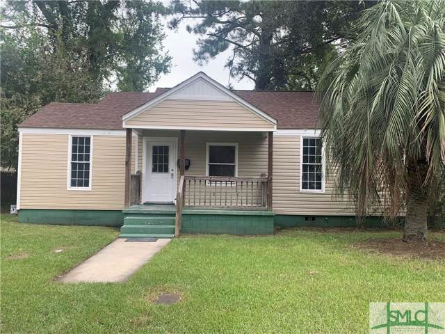 2204 Tennessee Avenue, Savannah, GA 31404 (MLS #214799) :: McIntosh Realty Team