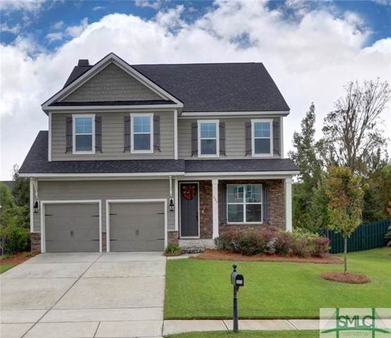 205 Dove Drake Drive, Richmond Hill, GA 31324 (MLS #214806) :: McIntosh Realty Team