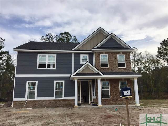 157 Highland Circle, Richmond Hill, GA 31324 (MLS #214813) :: The Arlow Real Estate Group