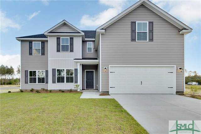118 William Way, Springfield, GA 31329 (MLS #214832) :: Heather Murphy Real Estate Group