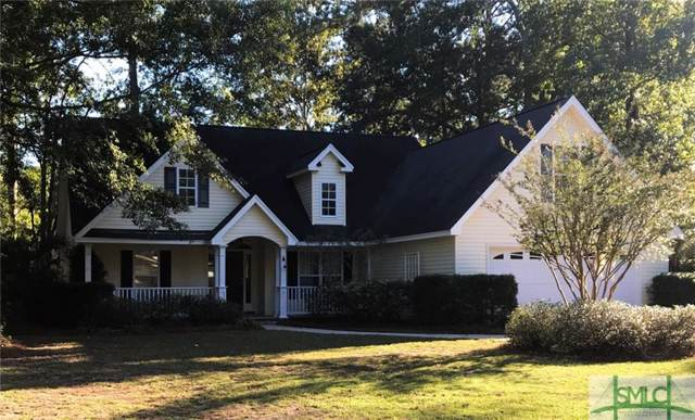 24 Heron View Court, Richmond Hill, GA 31324 (MLS #214867) :: Teresa Cowart Team