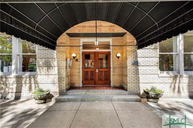 106 W Gwinnett Street 5G, Savannah, GA 31401 (MLS #214890) :: The Randy Bocook Real Estate Team