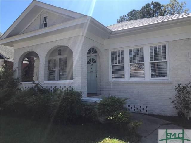 605 E 51st Street, Savannah, GA 31405 (MLS #214909) :: The Arlow Real Estate Group