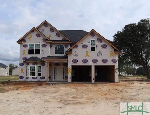 50 Huntington Drive NE, Ludowici, GA 31316 (MLS #214965) :: The Sheila Doney Team