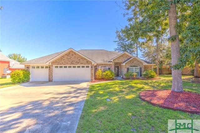70 Sassafras Lane, Midway, GA 31320 (MLS #214973) :: Coastal Savannah Homes