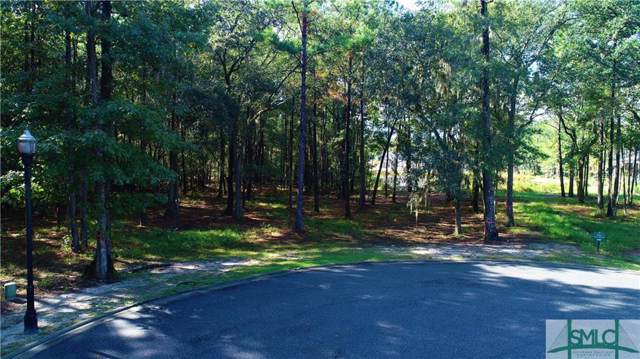 5 Hickory Court, Pooler, GA 31322 (MLS #214985) :: The Randy Bocook Real Estate Team