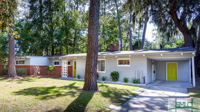 253 Varn Drive, Savannah, GA 31405 (MLS #214991) :: Keller Williams Coastal Area Partners