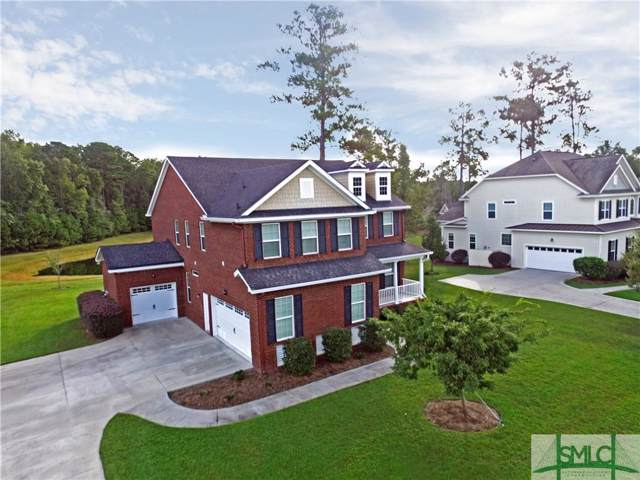 602 Wyndham Way, Pooler, GA 31322 (MLS #215048) :: The Arlow Real Estate Group