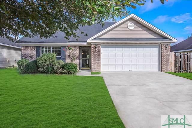 316 Katama Way, Pooler, GA 31322 (MLS #215071) :: Heather Murphy Real Estate Group