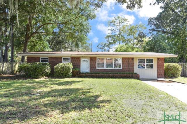 8104 Aegean Avenue, Savannah, GA 31406 (MLS #215115) :: The Arlow Real Estate Group