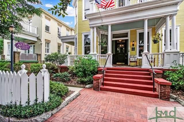 217 & 225 E Huntingdon Street, Savannah, GA 31401 (MLS #215159) :: Keller Williams Coastal Area Partners