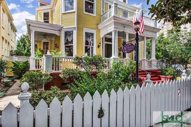 217 & 225 E Huntingdon Street, Savannah, GA 31401 (MLS #215167) :: Keller Williams Coastal Area Partners