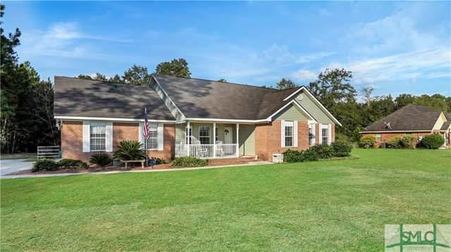 1111 Stillwell Clyo Road, Springfield, GA 31329 (MLS #215196) :: Level Ten Real Estate Group