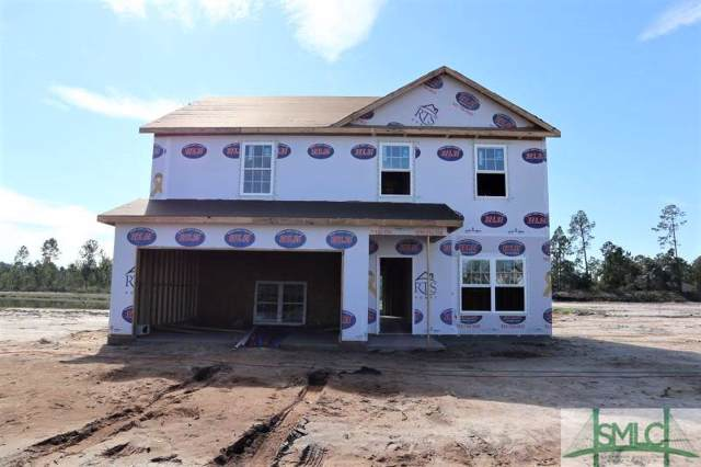 1800 Wiregrass Way, Hinesville, GA 31313 (MLS #215203) :: RE/MAX All American Realty