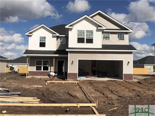 204 Rutledge Drive, Hinesville, GA 31313 (MLS #215204) :: Teresa Cowart Team
