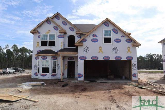 1096 Sweetbay Court, Hinesville, GA 31313 (MLS #215205) :: The Arlow Real Estate Group