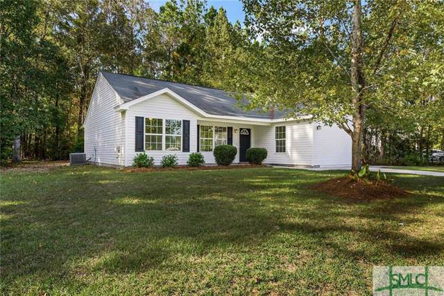 124 Sand Pine Court, Springfield, GA 31329 (MLS #215262) :: The Sheila Doney Team