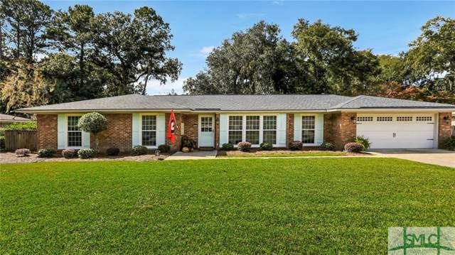 315 Wellington Road, Savannah, GA 31410 (MLS #215293) :: Keller Williams Realty-CAP