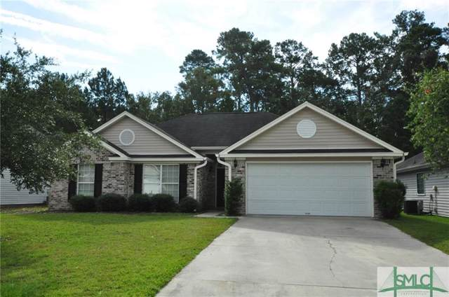 17 Carlisle Lane, Savannah, GA 31419 (MLS #215311) :: Partin Real Estate Team at Better Homes and Gardens Real Estate Legacy