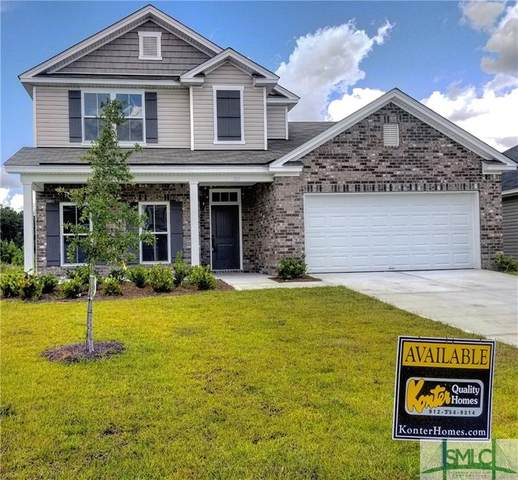 125 Orkney Way, Savannah, GA 31407 (MLS #215315) :: Level Ten Real Estate Group