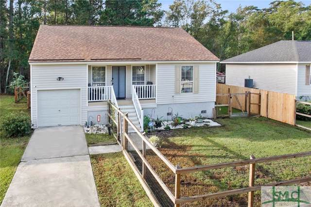 235 Stonebridge Drive, Savannah, GA 31410 (MLS #215336) :: The Sheila Doney Team