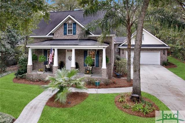 9 Clayton Street, Savannah, GA 31410 (MLS #215367) :: The Randy Bocook Real Estate Team