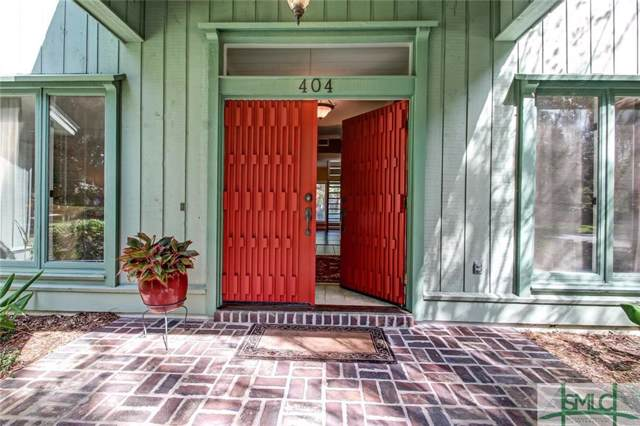 404 Megan Court, Savannah, GA 31405 (MLS #215621) :: Bocook Realty