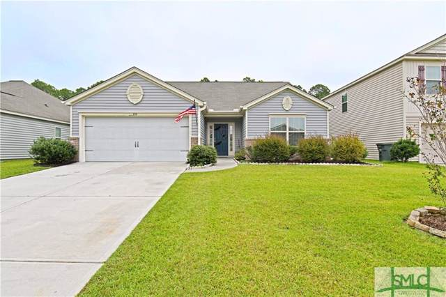 329 Connor Court, Hinesville, GA 31313 (MLS #215633) :: Teresa Cowart Team
