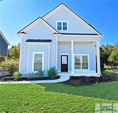 130 Sunbury Drive, Richmond Hill, GA 31324 (MLS #215637) :: RE/MAX All American Realty