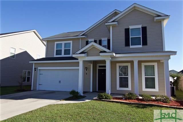 4 Rolling Springs Lane, Pooler, GA 31322 (MLS #215638) :: The Arlow Real Estate Group