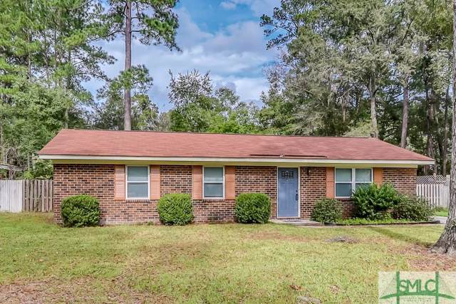 606 W Tietgen Street, Pooler, GA 31322 (MLS #215685) :: The Arlow Real Estate Group