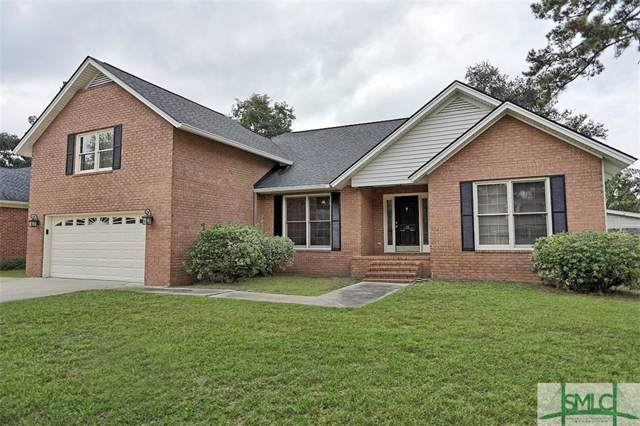13 Palmetto Bay Road, Savannah, GA 31410 (MLS #215714) :: Teresa Cowart Team